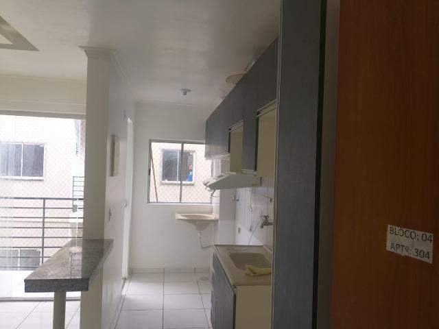 Vendo apartamento de 3/4 deixo pagar no nome - Foto 2