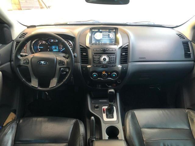Ford Ranger 2013 XLT 4x4 Diesel - Foto 5