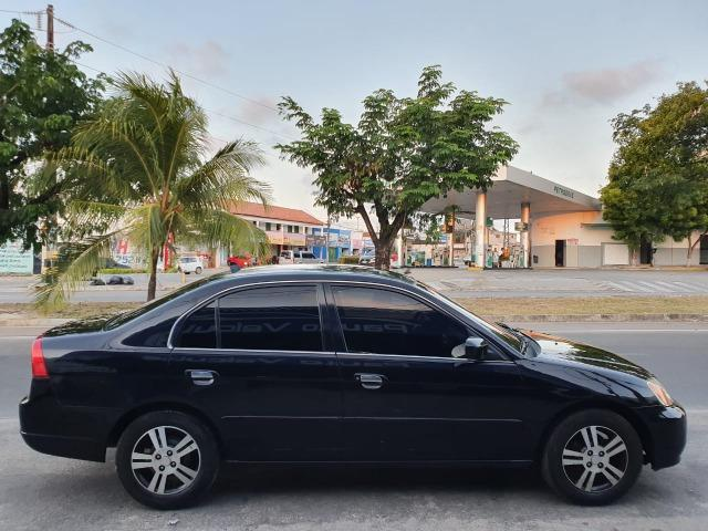 Civic 1.7 LX Gasolina 2001 Repasse! - Foto 5