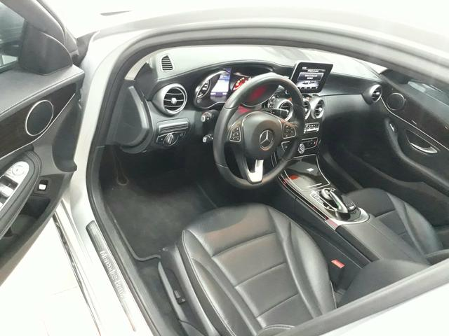 Mercedes C-180 exclusive 2018/2018 Periciada, laudo disponível! - Foto 14