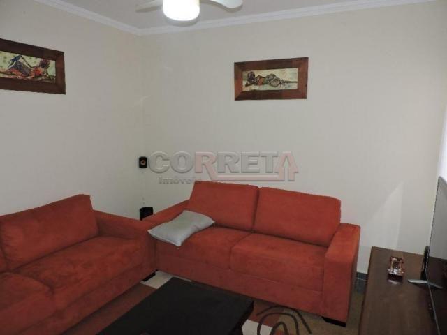 Casa à venda com 3 dormitórios em Jardim nova yorque, Aracatuba cod:V2366 - Foto 11