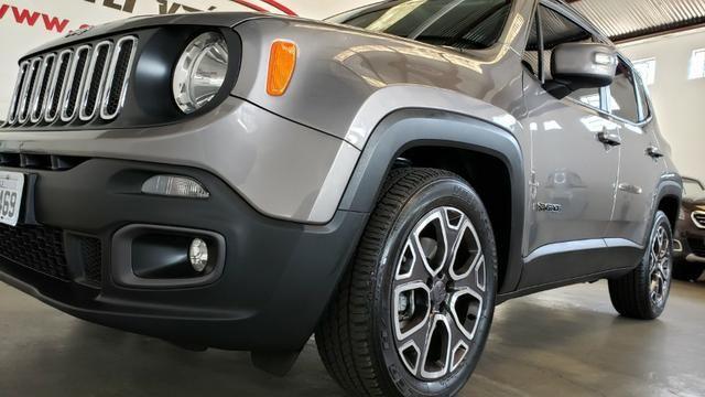 Jeep Renegade Longitude Flex Baixa km - Foto 11