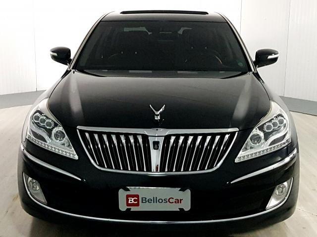Hyundai EQUUS 4.6 V8 32V 366cv 4p Aut. - Preto - 2012 - Foto 5