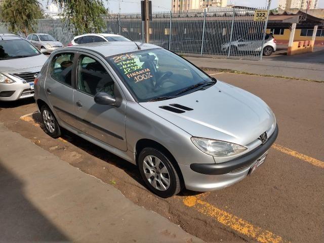 Peugeot 206 - 1.4 Financia 100% - Foto 4
