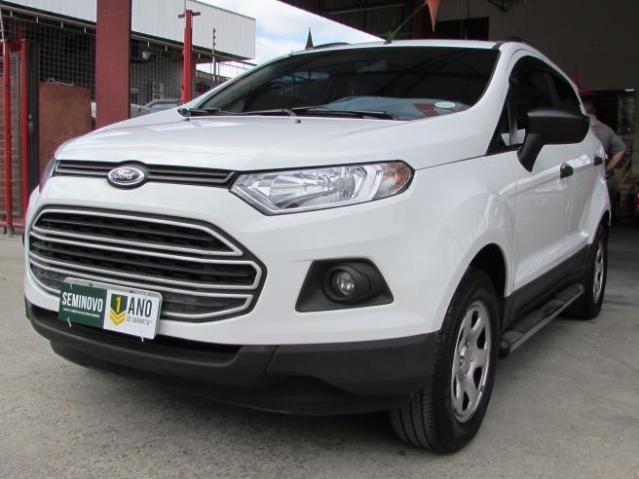 Ford EcoSport Ecosport SE 1.6 16V (Flex) FLEX MANUAL - Foto 3