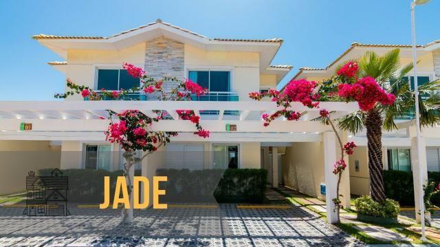 Casa Nova Fortaleza Condomínio fechado Jade Troca Permuta - Foto 8