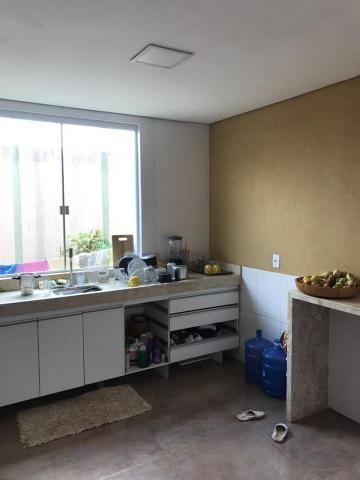 Excelente casa de condomínio, 3 quartos (2suítes), piscina, Quadra 06, Arniqueiras - Foto 7