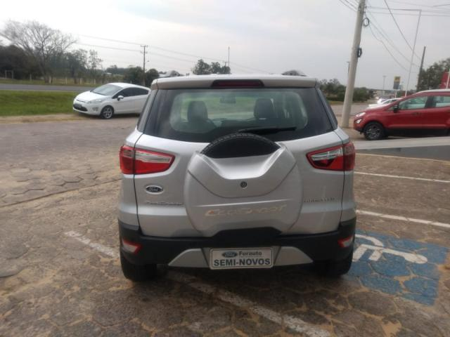 FORD ECOSPORT 2016/2016 1.6 FREESTYLE 16V FLEX 4P POWERSHIFT - Foto 8