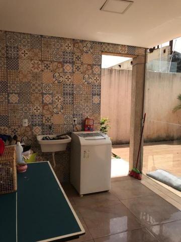 Excelente casa de condomínio, 3 quartos (2suítes), piscina, Quadra 06, Arniqueiras - Foto 16