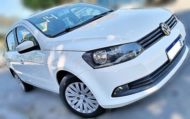 VW - Voyage Trendiline 1.6 - Completo - Flex+GNV ( Excelente P Uber ) 014 - Foto 3