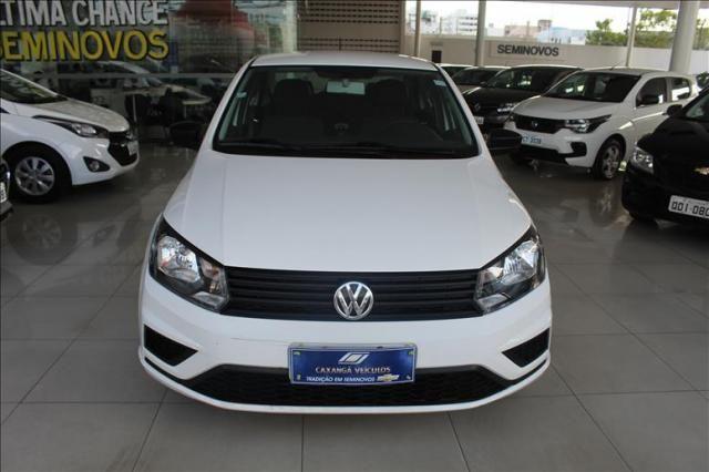 Volkswagen Voyage 1.6 Msi Totalflex Trendline - Foto 2