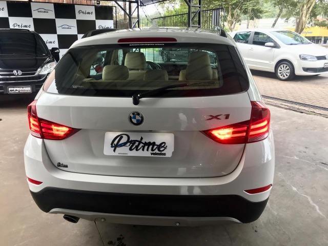 BMW X1 18I Sdrive, bem nova! Caramelo - Foto 2