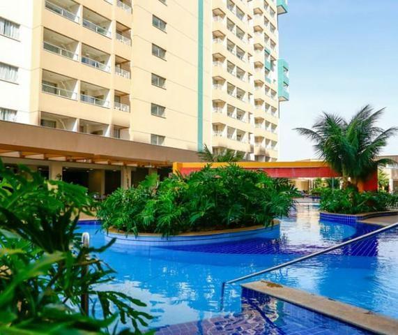 Apto 1 Dormitório - Enjoy - Olímpia Park Resort -Thermas dos Laranjais Olímpia - São Paulo