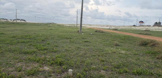 Lotes com vista para o mar, na praia de Parajuru parcelas R$ 120 Pé na areia - Foto 3
