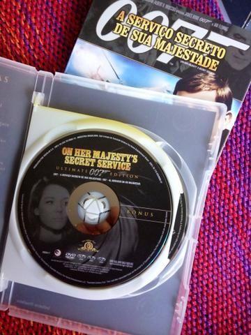 Dvd's 007 (23 reais cada) - Foto 5