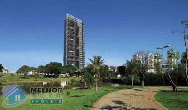 Landscape Parque Flamboyant - Apartamento Duplex a Venda no bairro Cidade Jardim... - Foto 2