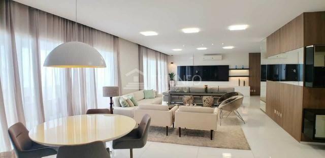 FH - Apartamento Casa do Morro 400 m², 5 suítes, 5 vagas, Frente Mar - Ponta do Farol