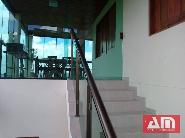 Casa com 7 dormitórios à venda, 480 m² por R$ 890.000 - Gravatá/PE - Foto 4