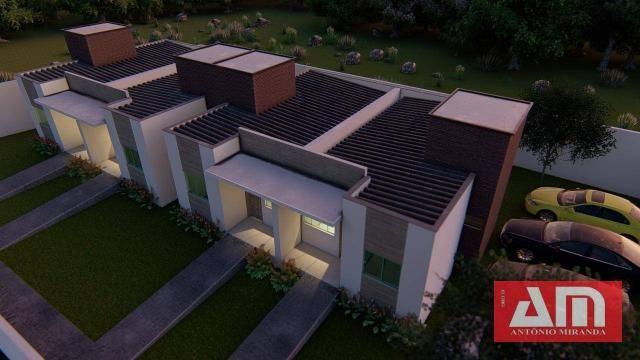 Casa com 2 dormitórios à venda, 56 m² por R$ 145.000,00 - Novo Gravatá - Gravatá/PE - Foto 12