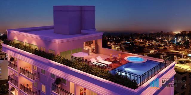 Apartamento com 3 dormitórios à venda, 71 m² por R$ 430.000,00 - Jacarecanga - Fortaleza/C - Foto 13