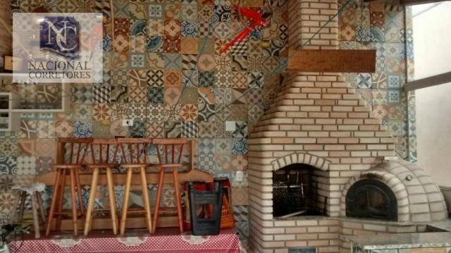 Cobertura com 2 dormitórios à venda, 106 m² por R$ 335.000,00 - Vila Tibiriçá - Santo Andr - Foto 12