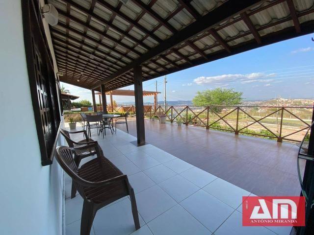 Casa com 5 dormitórios à venda, 400 m² por R$ 990.000,00 - Novo Gravatá - Gravatá/PE - Foto 7