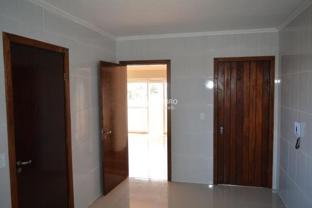 Apto Reformado 3 Dorm Suite Garagem 2 Sacadas de Frente Closet Centro - Foto 6