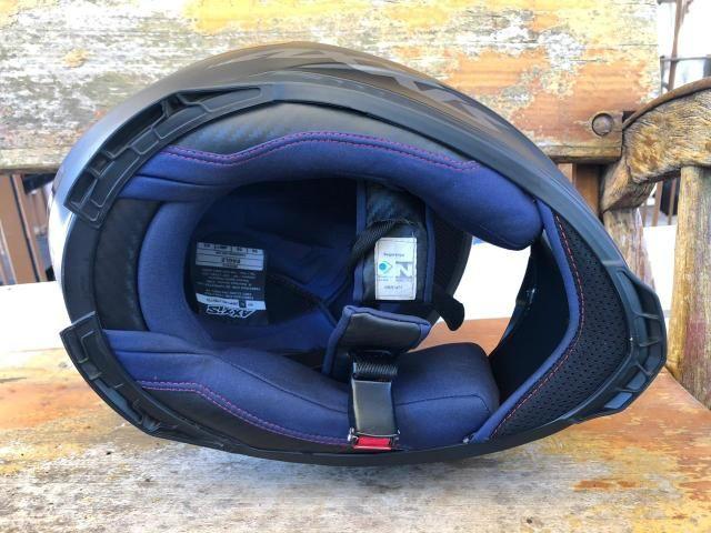 Capacete AXXIS modelo EAGLE 59/60 cm - Foto 6
