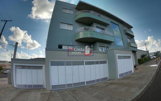 Apartamento para alugar com 2 dormitórios em Recanto itambe, Franca cod:I08059
