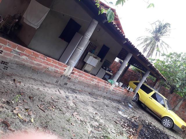 Vendo casa no Pacajus