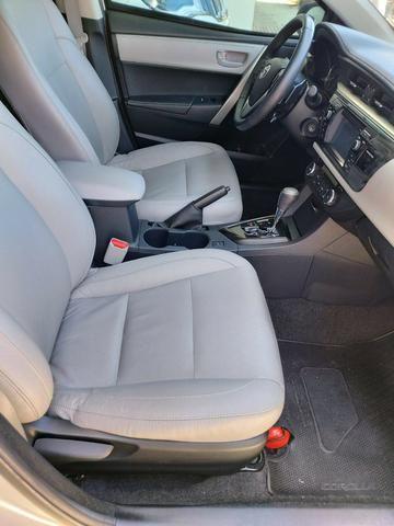 Toyota Corolla 2015 XEI 2.0 Automático Blindado Só 42.000 Km De Garagem Particular - Foto 5