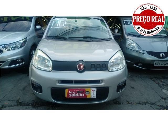 Fiat Uno 1.0 evo attractive 8v flex 4p manual - Foto 2