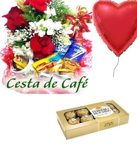 Cesta de café da manhã São Gonçalo 4119-2273