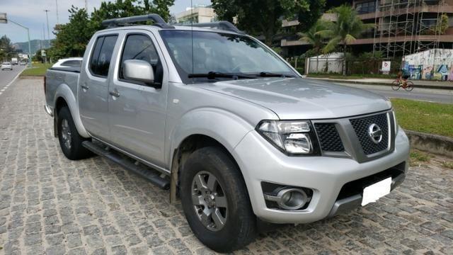 Frontier SV Attack 4x4 Diesel Automática IPVA 2020 Pago - Foto 5