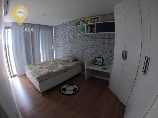 Vendo excelente casa no Condomínio Boulevard Lagoa com 3 quartos e 3 suítes - Foto 15