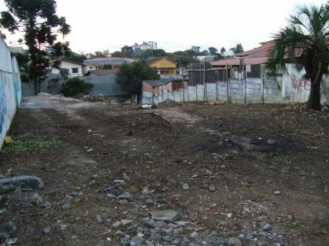 TERRENO À VENDA, 542 M² POR R$ 580.000 - CAPÃO RASO - CURITIBA/PR
