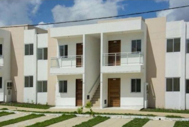 Casa 2/4 condomínio Vivenda do Auto -50m²