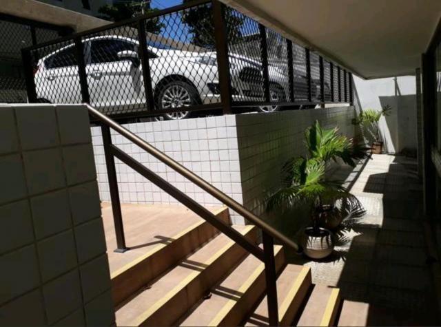 Melhor 03 Quartos no Quarteirão da Beira Mar, Boa Viagem Troco em Automóvel ou Imóvel - Foto 6