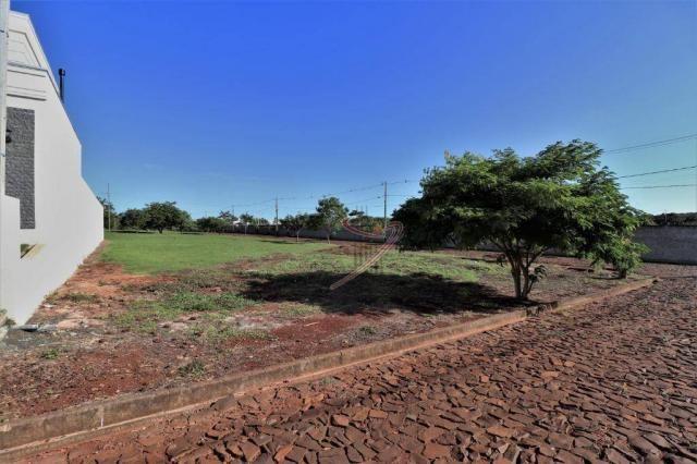 Terreno à venda, 600 m² por R$ 140.000,00 - Cond. Rose Garden - Foz do Iguaçu/PR - Foto 3