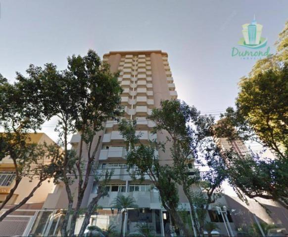 Apartamento com 4 dormitórios para alugar com 205 m² por R$ 2.500/mês no Centro em Foz do
