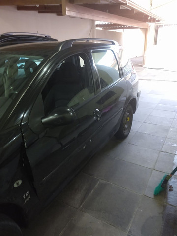 Repasse Peugeot 206 SW Feline - Foto 3
