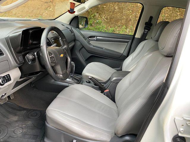 S10 LTZ 2014 4x4 Diesel aut - Foto 8