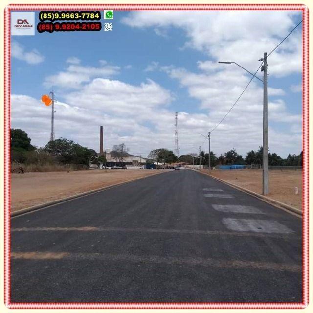 Loteamento para construção imediata as Margens da BR 116 a 10 minu. de Messejana - Foto 8
