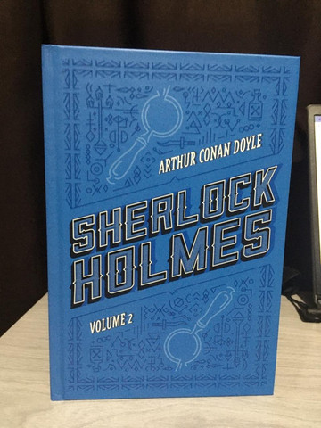Box Sherlock Holmes - Foto 4