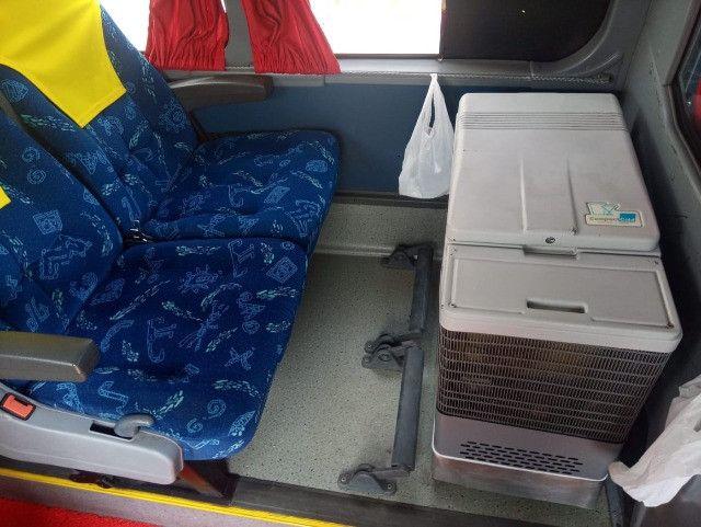 Vendo Micro Onibus Marcopolo Senior 2012 - Foto 4