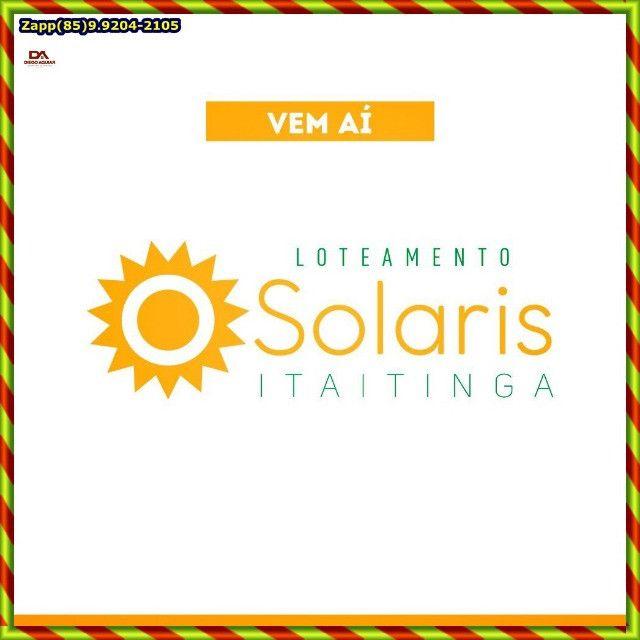 (Solaris Loteamento em Itaitinga) - Foto 9