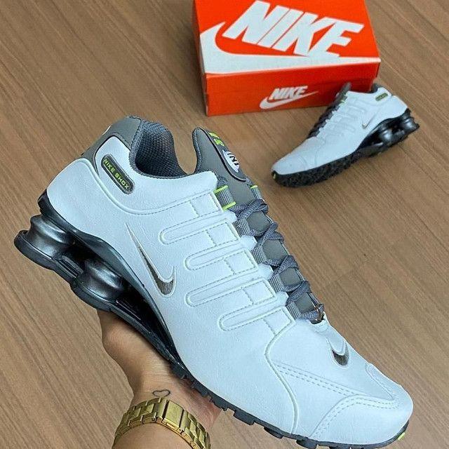 Nike Shox Nz lançamento - Foto 2