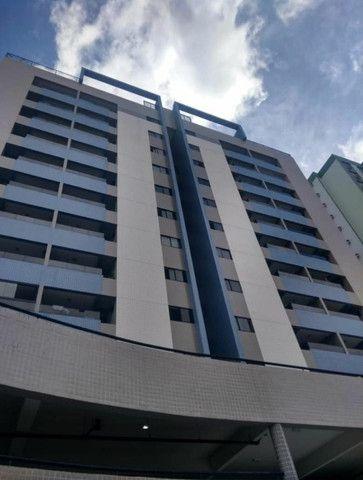 Ótimo Apto no Edifício Vista do mar - 86m²