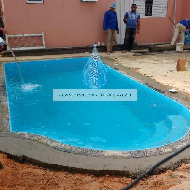JA - Promoção piscina de fibra - Fábrica de Piscinas - Foto 4