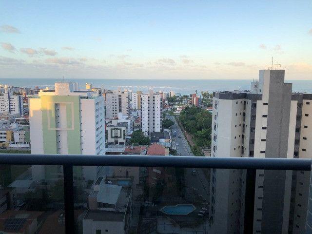 Apartamento com 2 Quartos no Bessa com Área de Lazer Completa - Andar Alto - Foto 3